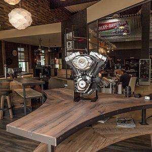 Harley Cafe - Hot Stuff, Salzburg, 2016