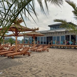 Ganvie Beach-Bar, Albena (BG), 2015