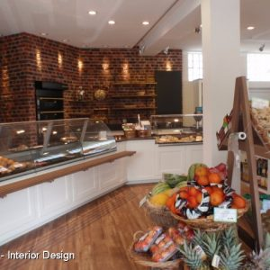 Bäckerei Dischinger, Platting (D), 2012