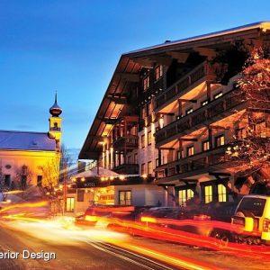 Hotel Forellenhof, Flachau (AT), 2012