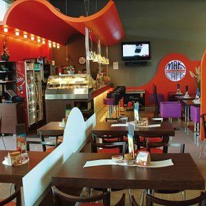 Mak Cafe, Maribor (SLO), 2008