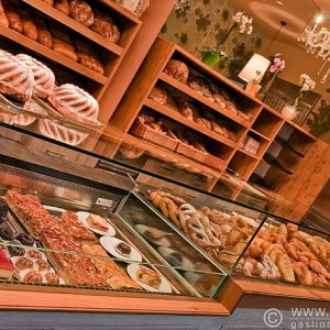 Forstner Bäckerei Konditorei, Stadl Paura (AT), 2011