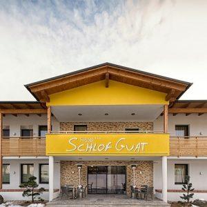 Hotel Schloaf guat, Oberpullendorf (AT), 2015