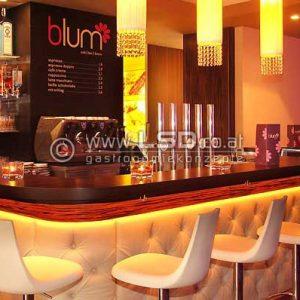 Blum Cafe Bar Bistro, Attnang Puchheim (AT), 2008