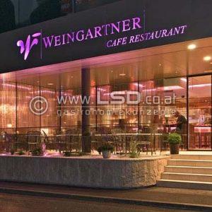 Weingartner Cafe Restaurant, Groß Gerungs (AT), 2011